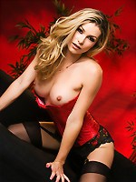 Heather Vandeven looks sexy
